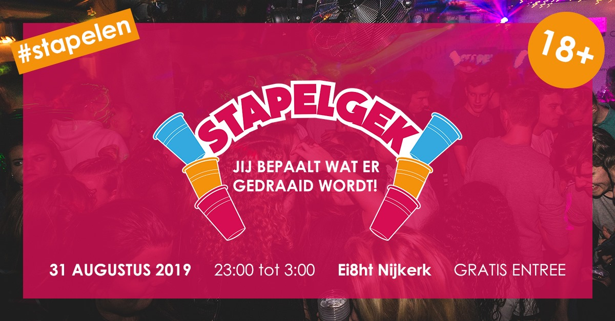 stapelgek aug